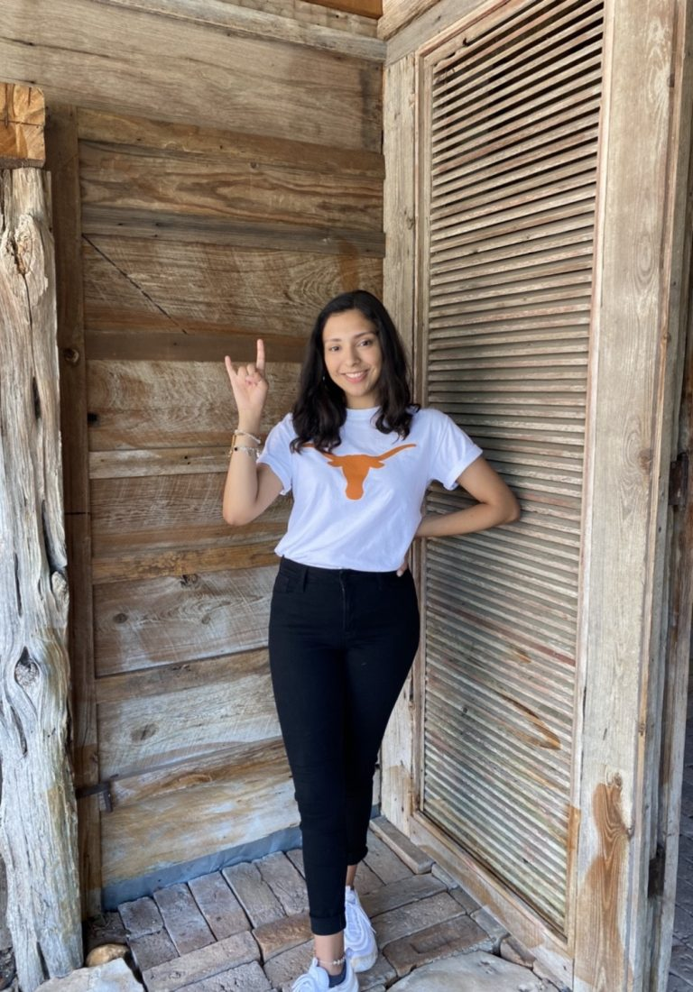 college forward student, college forward, student, the university of texas at austin, ut, hook em