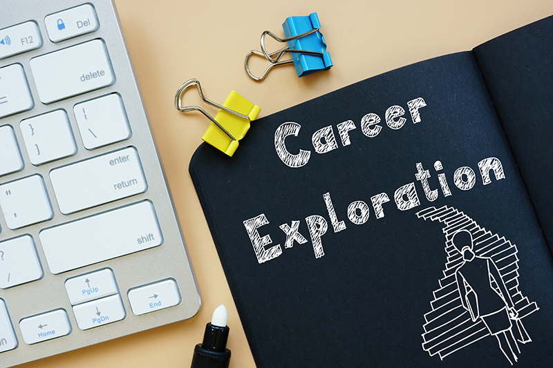 Career Exploration Passport