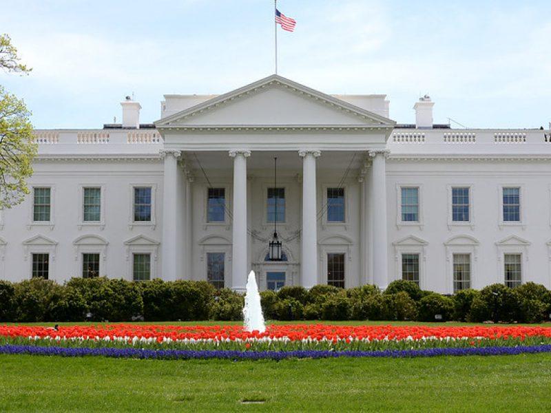The White House Washington DC Spring 2014 © Stephen Melkisethian