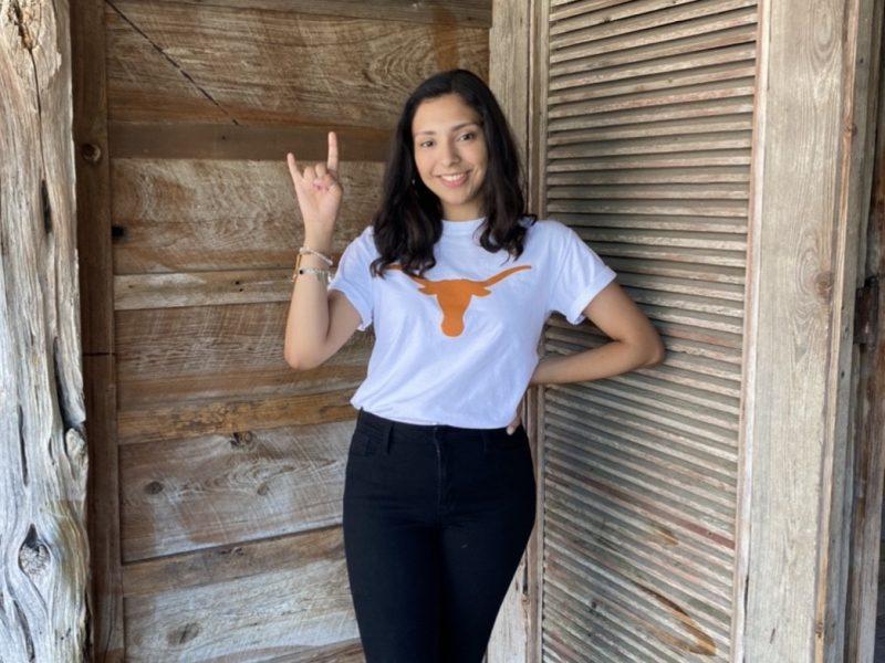 college forward student, college forward, student, the university of texas at austin, ut, hook em